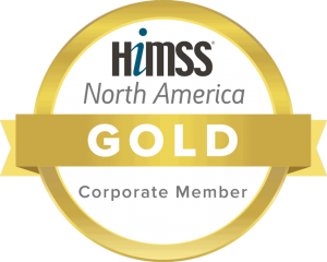 HIMSS Corporate Member Gold North America